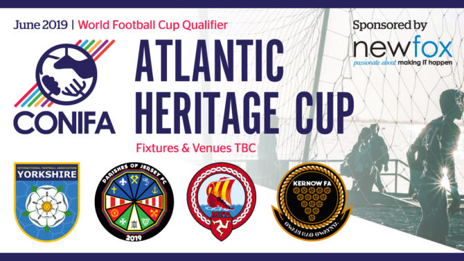 The Atlantic Heritage Cup Sponsored By Newfox IT