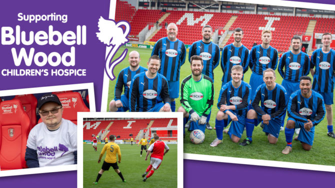 Bluebell Wood Charity Football Tournament