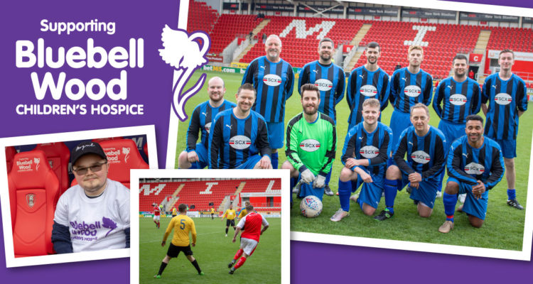 Bluebell Wood's First Ever Charity Football Tournament