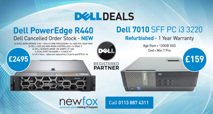 Dell Deals - Dell Registered Partner