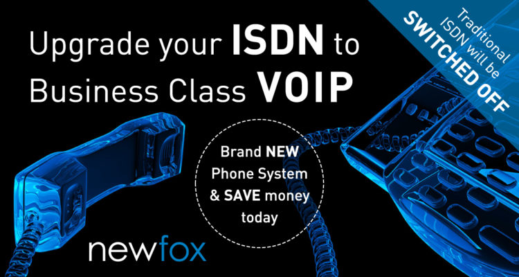 Upgrade Your ISDN To Business Class VOIP