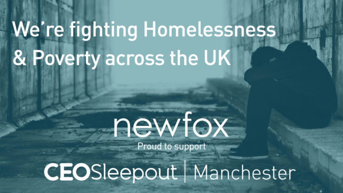 Ceo Sleepout Manchester