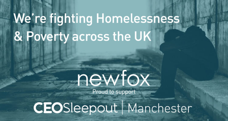 We're Fighting Homelessness & Poverty With CEO Sleepout