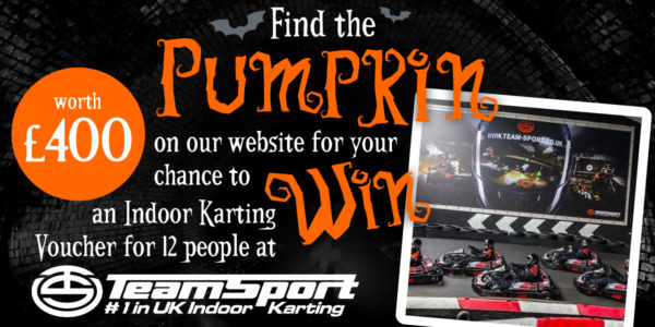 Find The Pumpkin Prize Draw