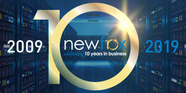 Newfox 10th Birthday 20019 - 2019