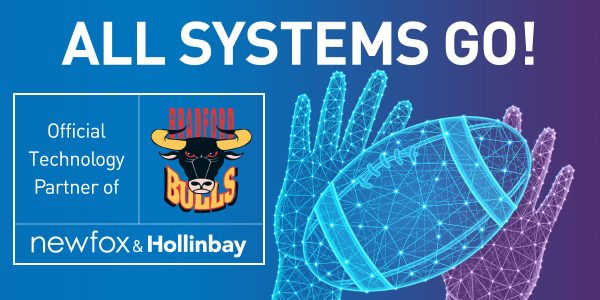 Official Technology Partner Of Bradford Bulls