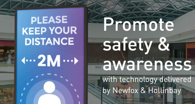 Promote Safety & Awareness With Our Digital Technology Solutions